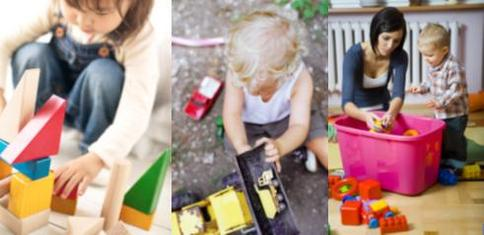 affiliated toddler groups